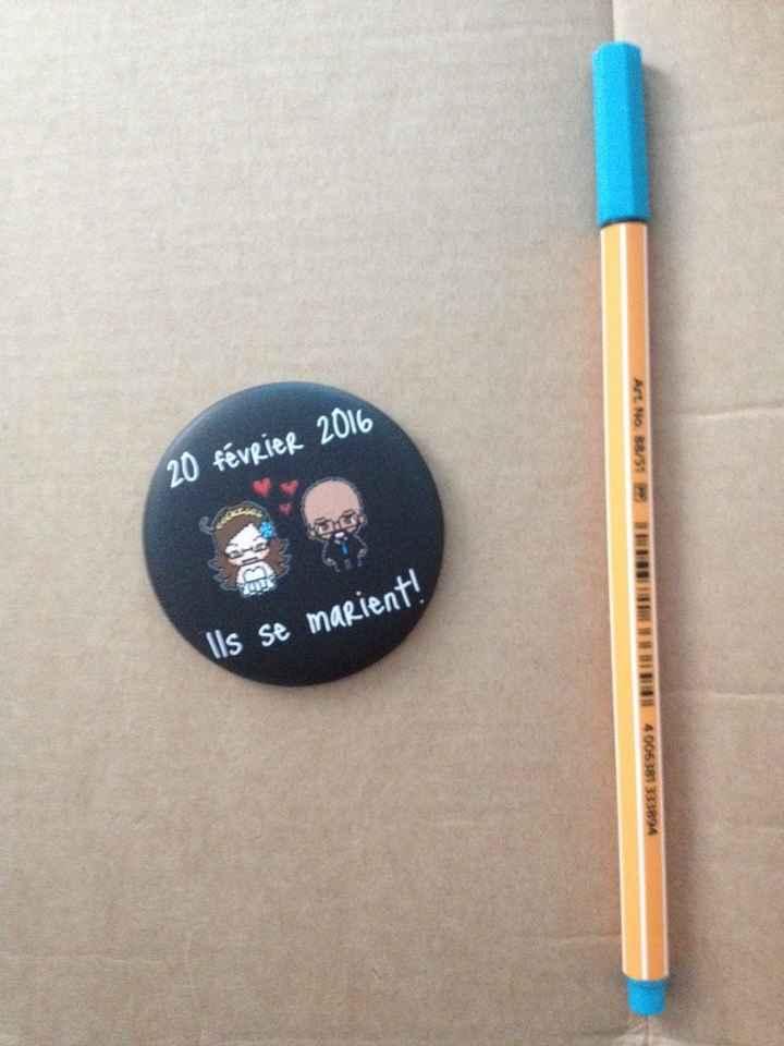 Mes magnets sont arrivés !!!! - 1