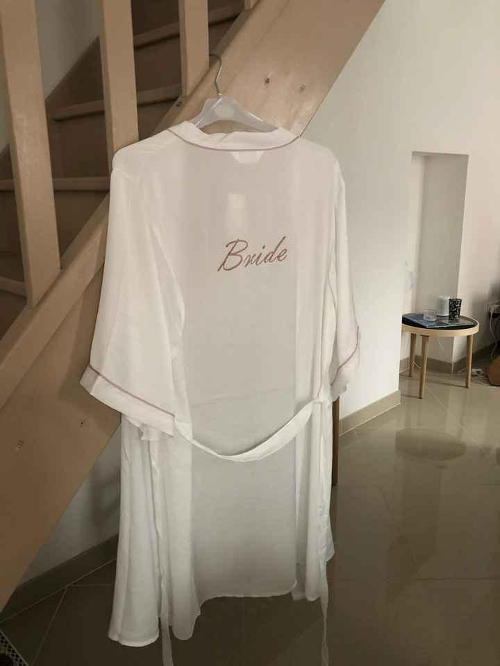 Déshabillé Bride Primark - 1