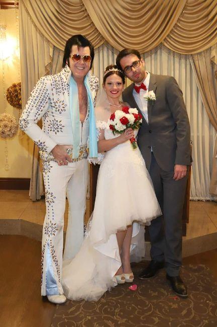 Mariage passé! 💒😘 Folie de Las Vegas ! 1