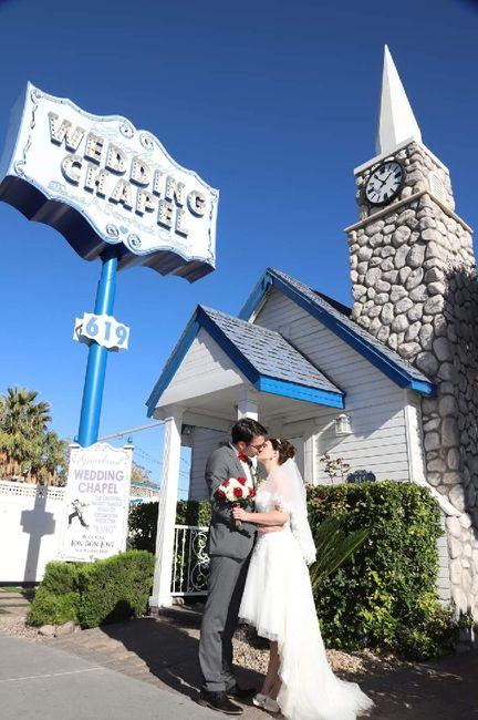 Mariage passé! 💒😘 Folie de Las Vegas ! 5