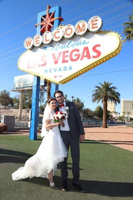 Mariage passé! 💒😘 Folie de Las Vegas ! 6