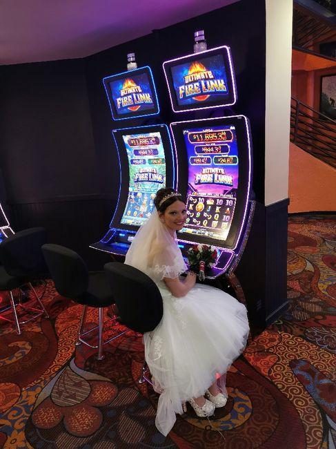 Mariage passé! 💒😘 Folie de Las Vegas ! 8