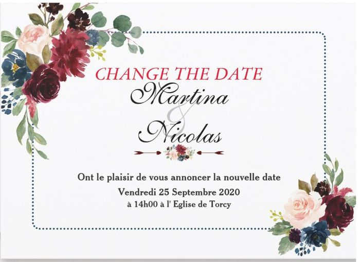 Idées Change the Date 3