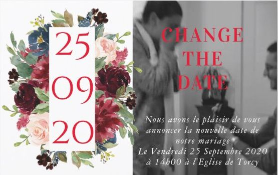 Idées Change the Date 4