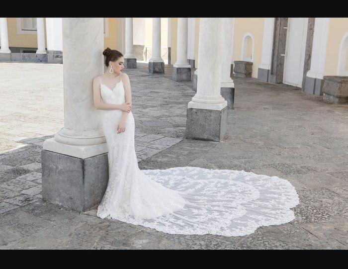 Portrait de ma mariée 1