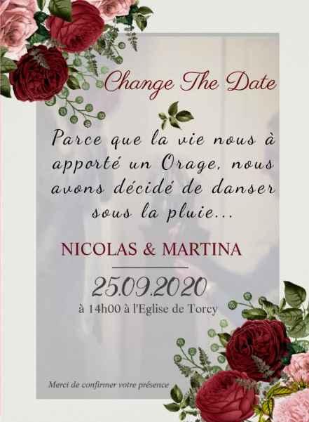 Idées Change the Date - 1