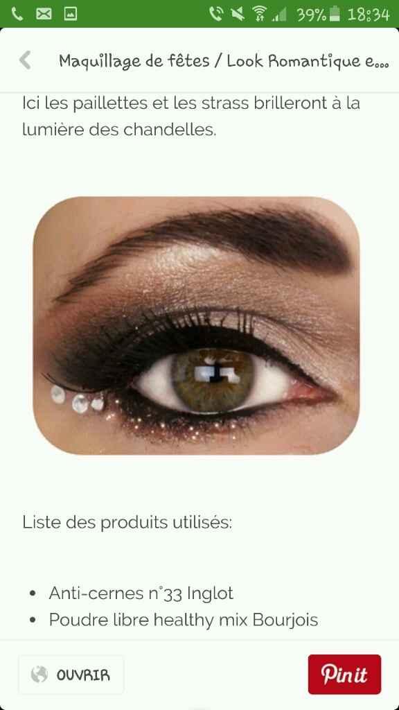 Quel maquillage pour une peau claire avec yeux verts ? - 2
