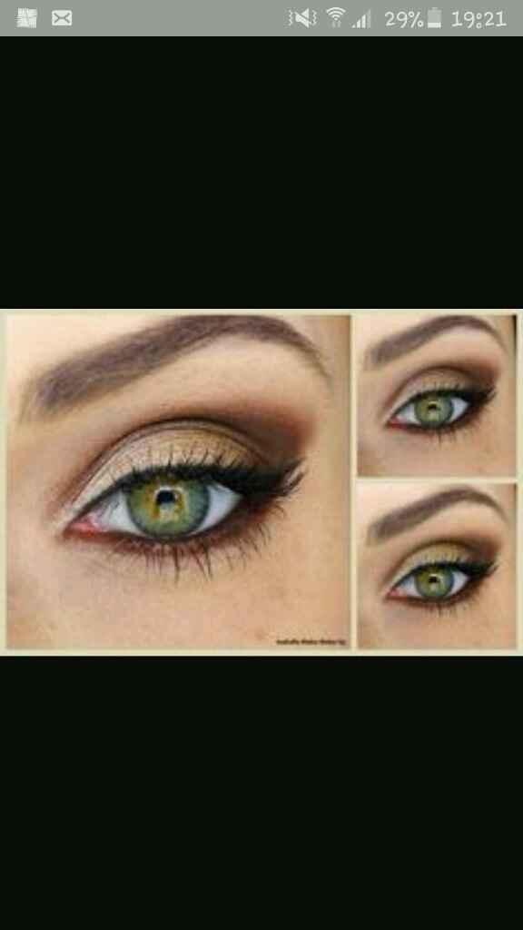 Quel maquillage pour une peau claire avec yeux verts ? - 1