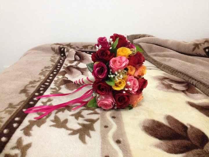 Quelle couleur pour mon bouquet ?  - 1
