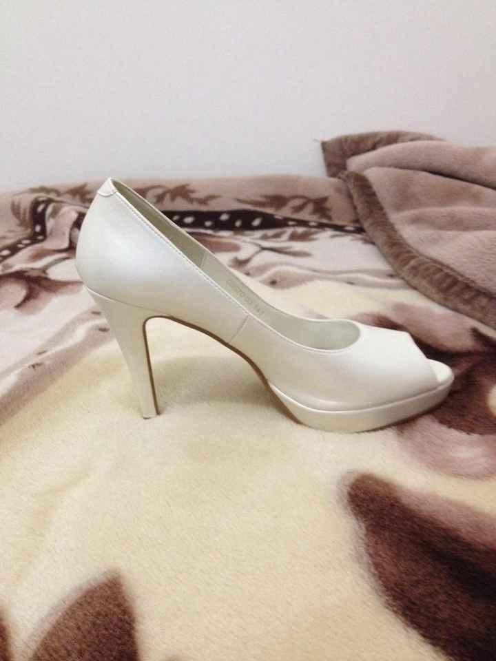Que pensez-vous de ces chaussures ? - 1