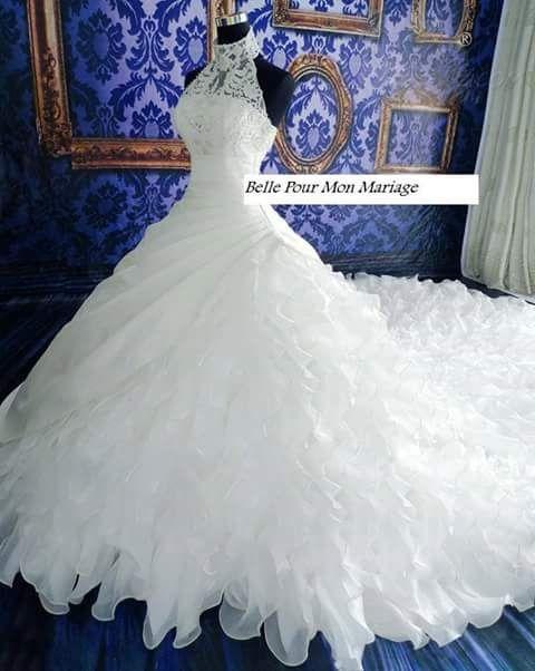 Belle pour mon marige - 1