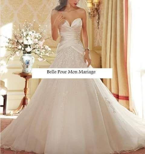 Belle pour mon marige - 4
