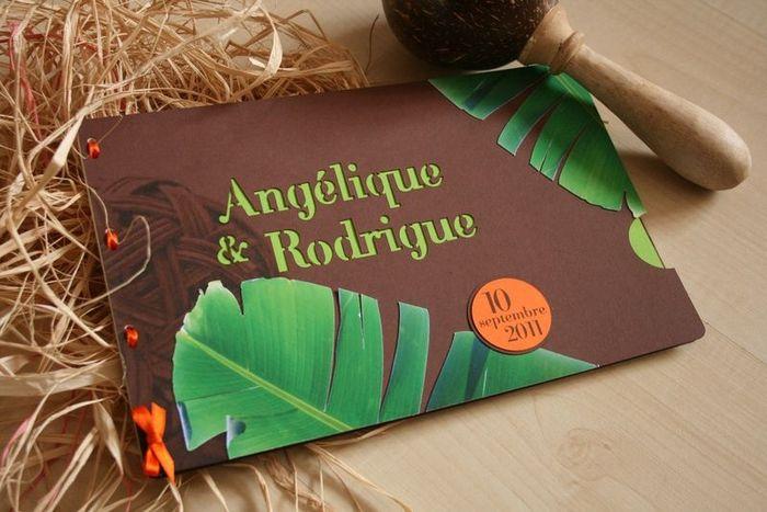 Maruage théme afrique - 6