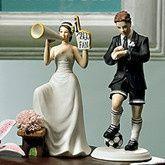 Mariage théme football - 4