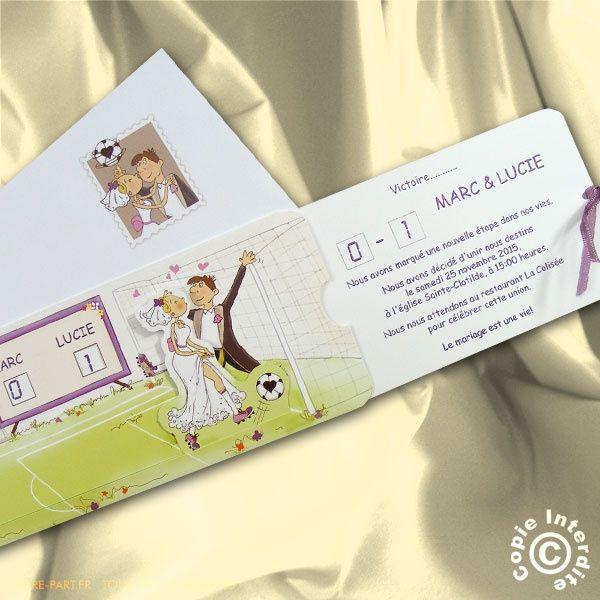 Mariage théme football - 9