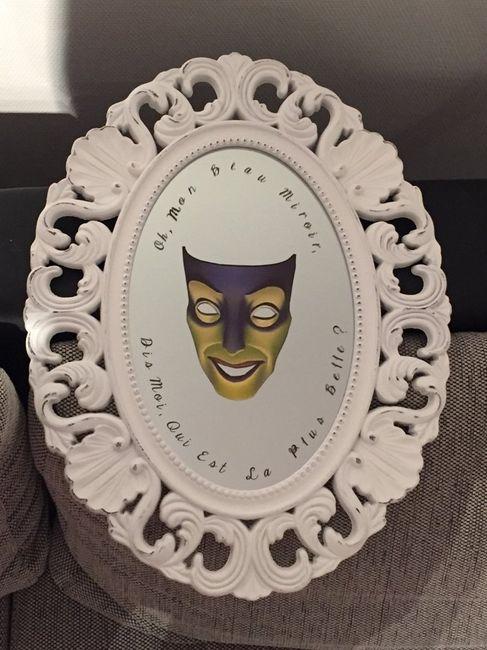 Miroir blanche neige diy d coration forum for Miroir miroir blanche neige