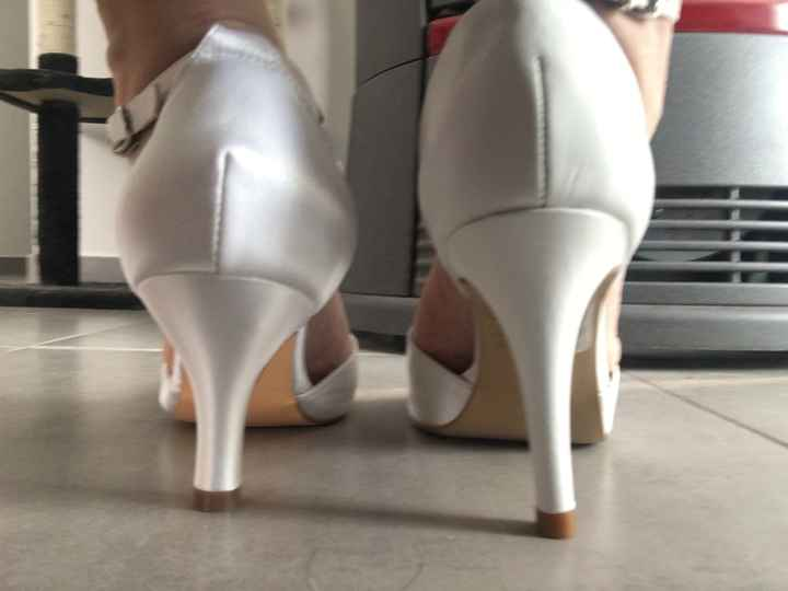 Chaussures blanches - 2