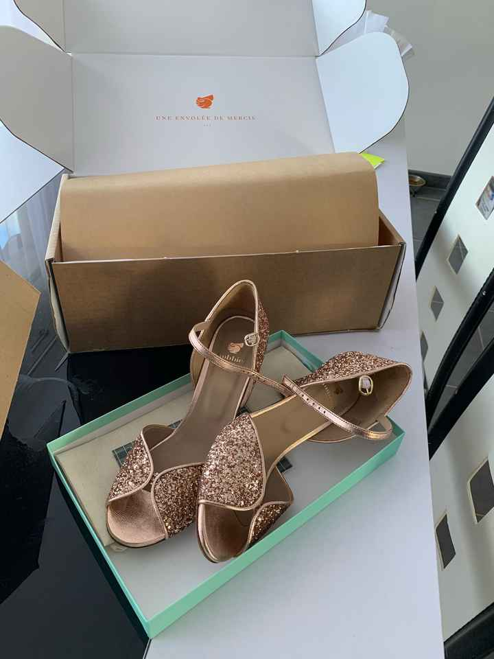 Doute chaussures - 1