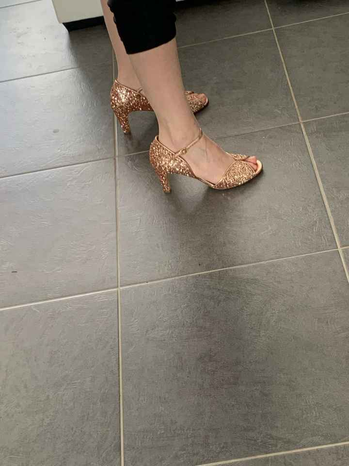 Doute chaussures - 2