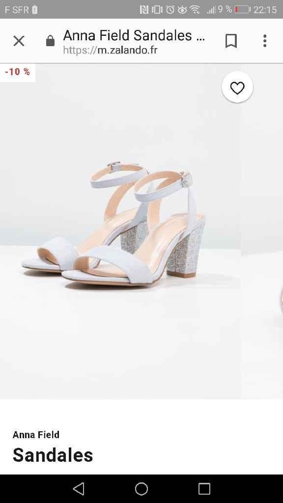 Chaussures enfin trouvées ! - 1