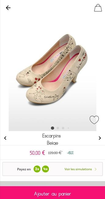 Trouvaille chaussures - 2