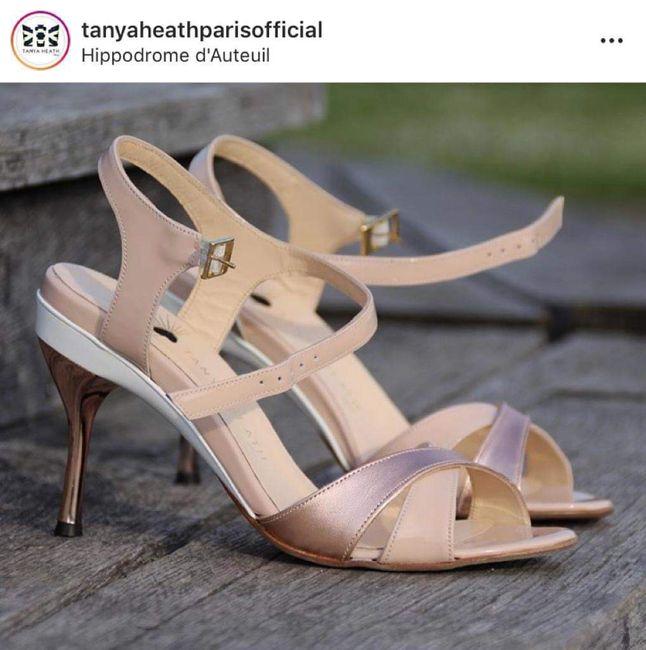 Chaussures trouvées - talons amovibles ! - 2