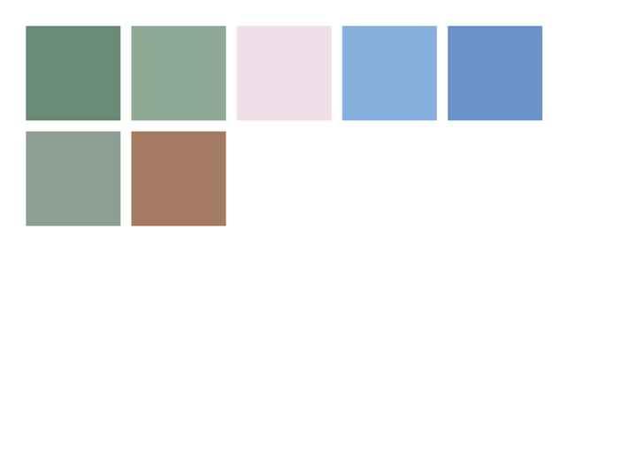 Nos couleurs ! - 1