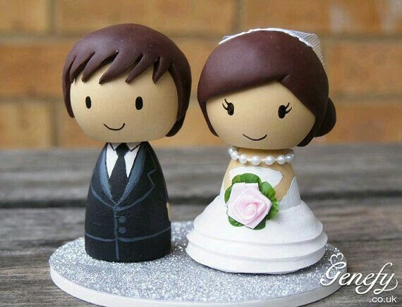 cartoon wedding cake toppers s 233 lection de cake topper trop mignon d 233 coration forum 12421