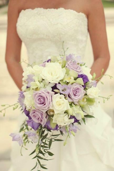 Photos bouquets de mariée et tarif 9