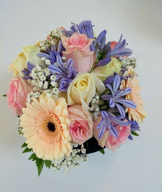 Photos bouquets de mariée et tarif 4