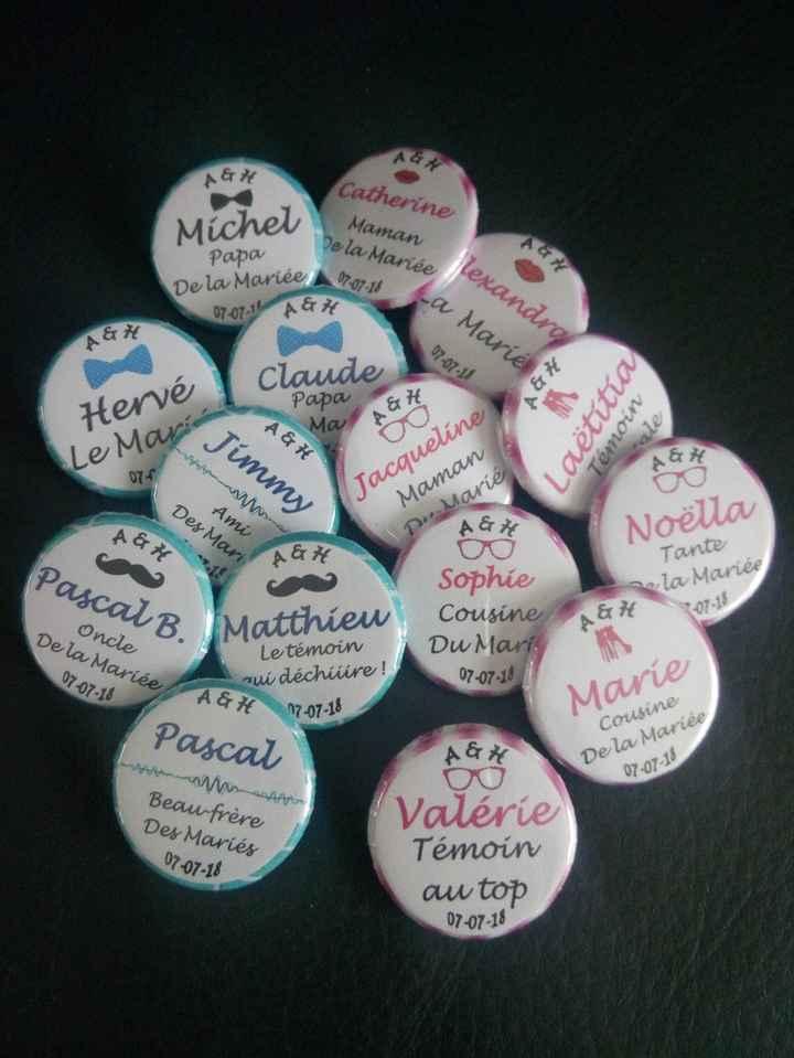 Mes badges