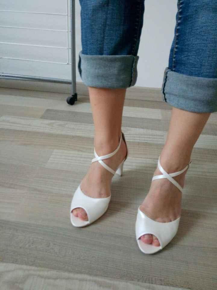 Chaussures trouvées ! - 1