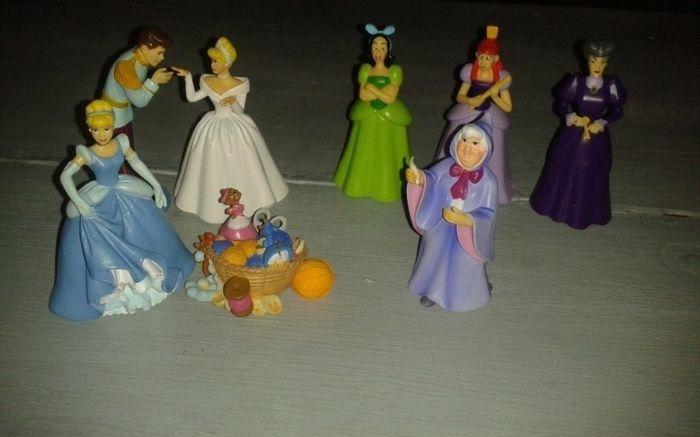 figurines Cendrillon