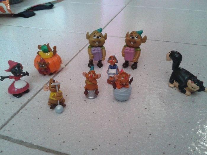 figurines Cendrillon 1