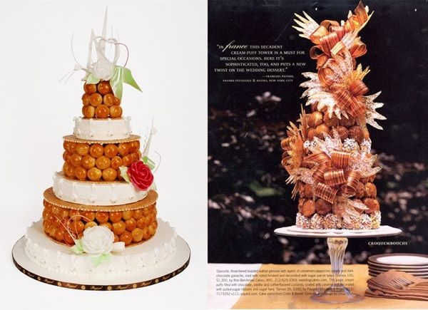 Wedding Cake Avec Choux Banquets Forum Mariages Net