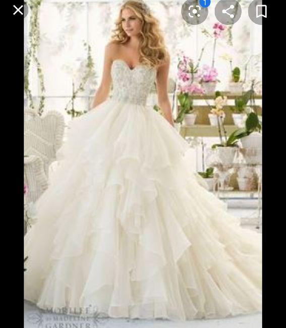 2 styles - 1 mariée : Partage ton style 33