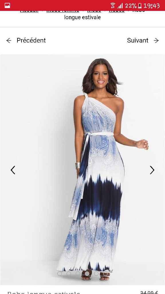 Ma robe pour la mairie thème des îles - 3