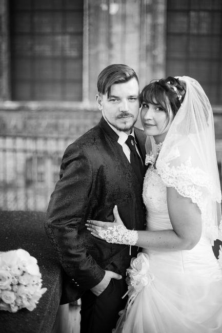 photo de couple reçu