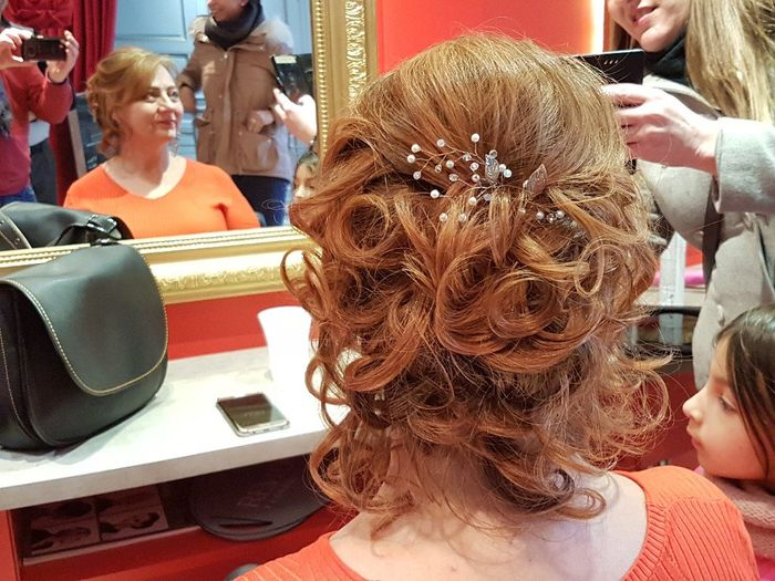 Prix de l'essai coiffure 1