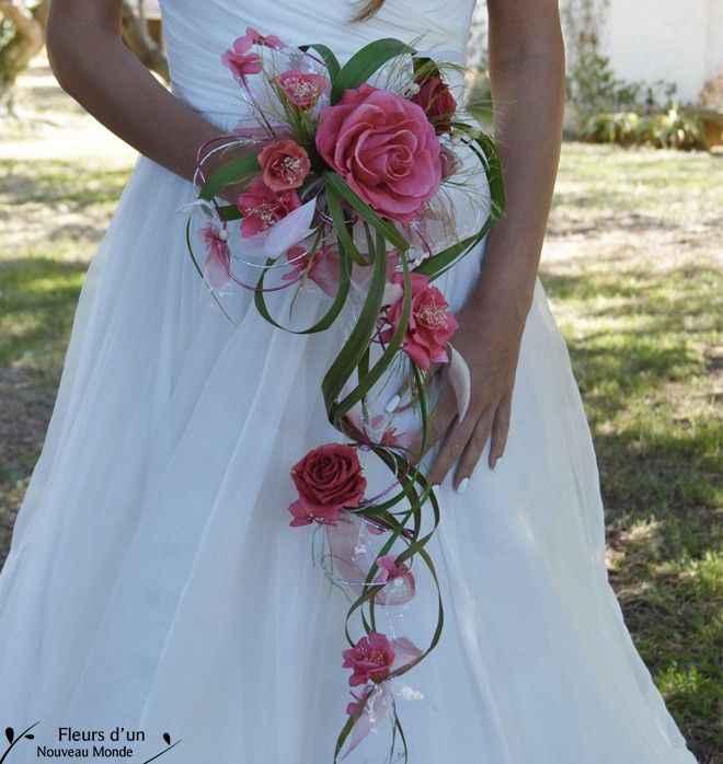 Le bouquet de la mariée ! 2