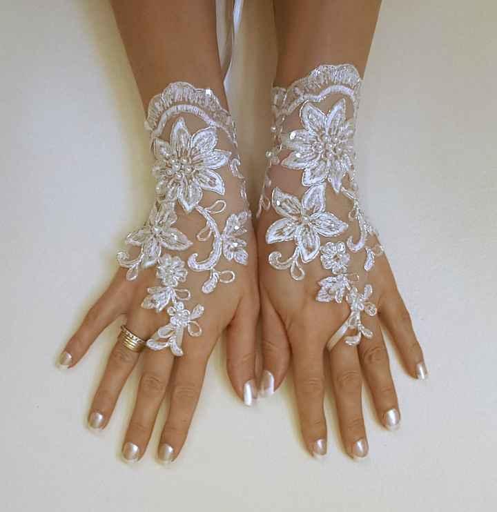Les gants de la mariée 2