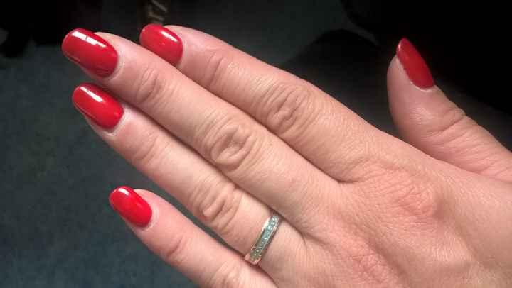 Quels ongles pour mon mariage princier d'hiver ? 1