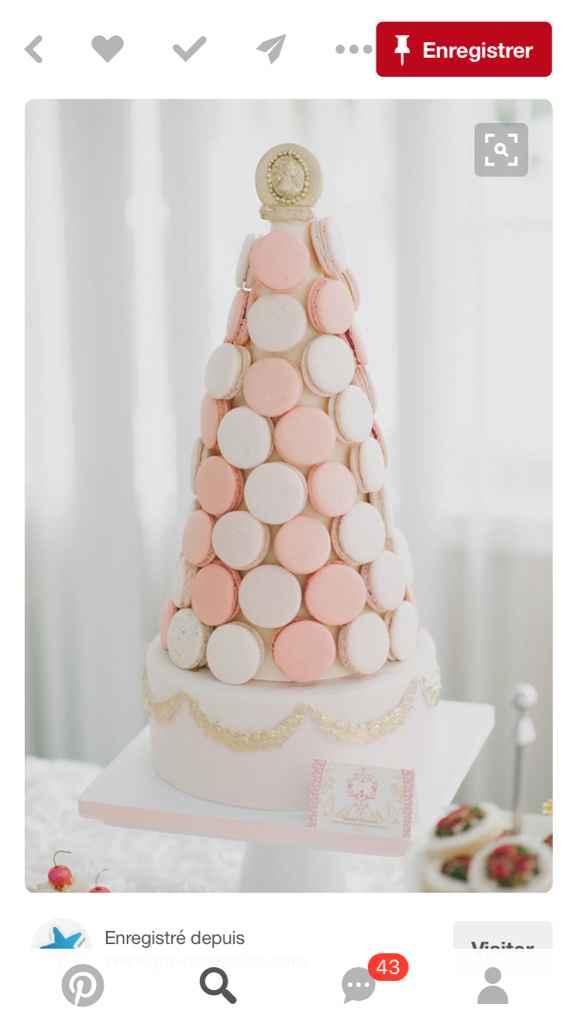 Gâteaux mariage - 1