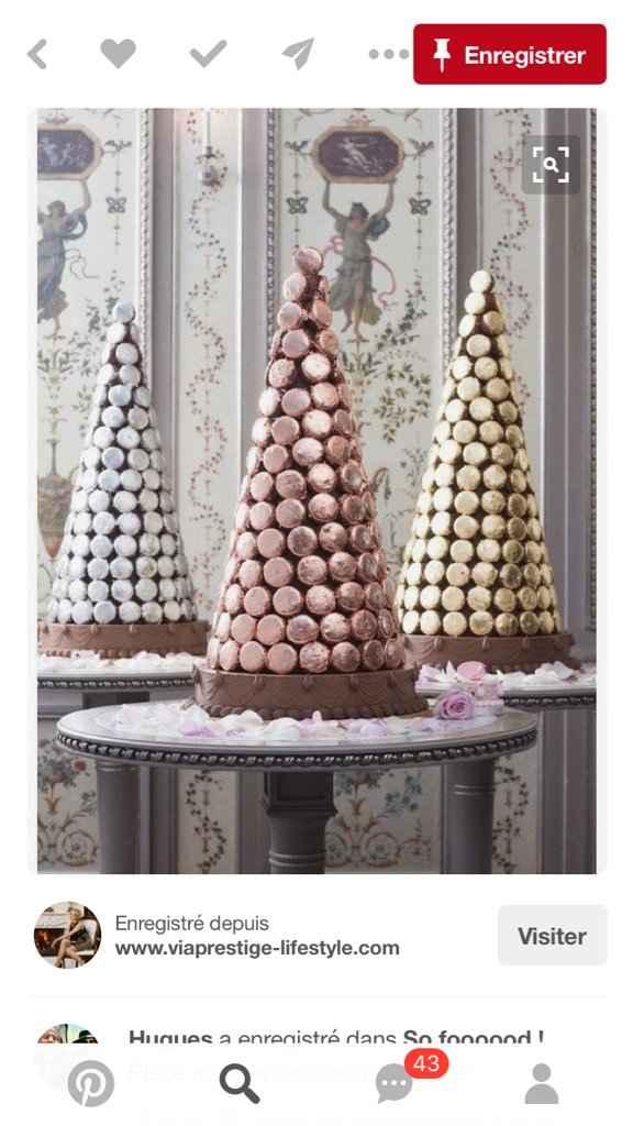 Gâteaux mariage - 3