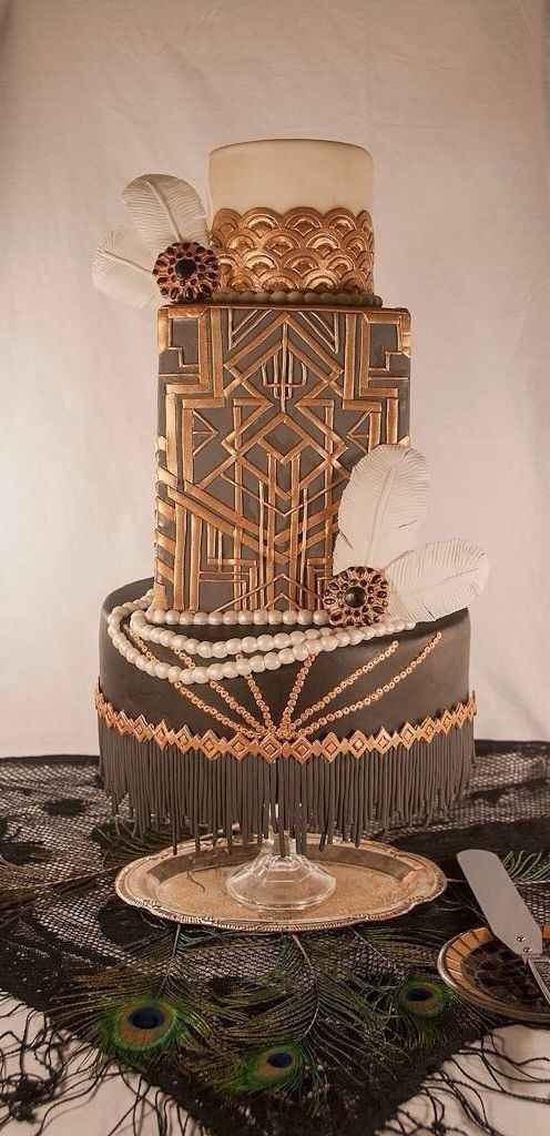 Wedding cake le duel gourmand 12