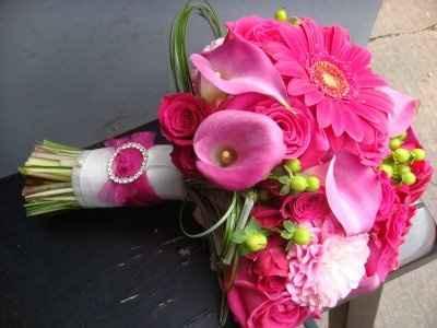 bouquet du 9 aout 2014