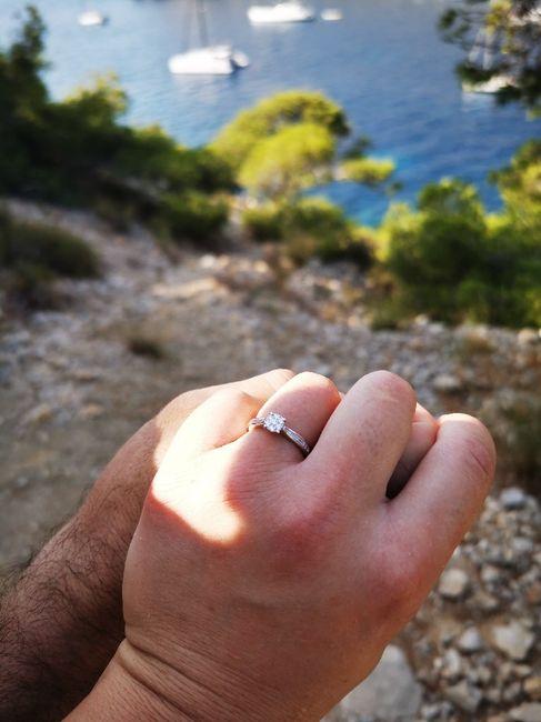 Bague de fiançailles 13