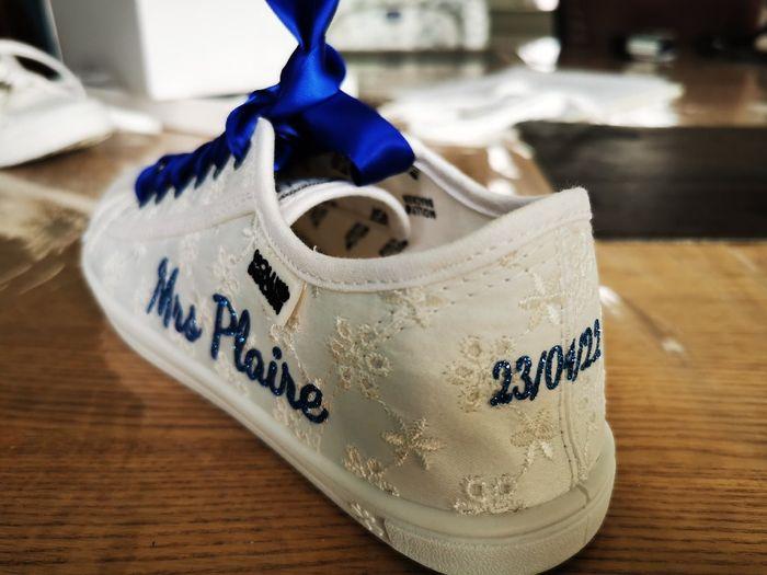Chaussures trouvé et personnalisé !! 1