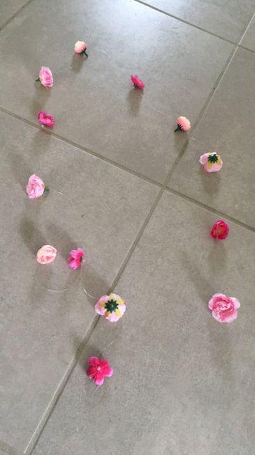 Mes jolies guirlandes de fleurs - 1