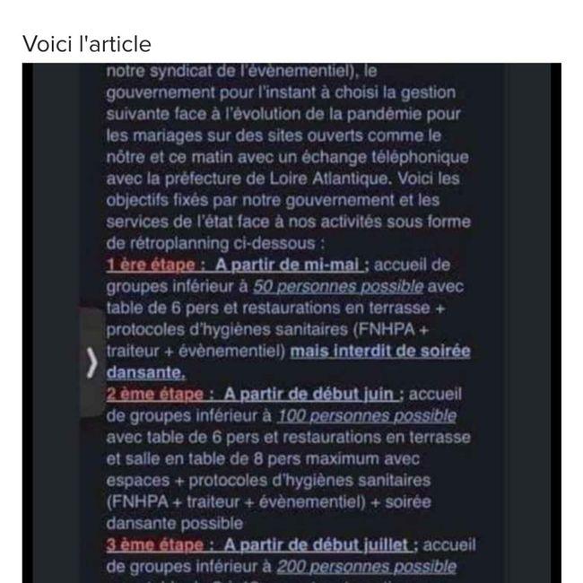 Report pour nous ! 1